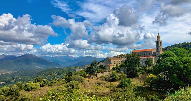 Sainte-Lucie-de-Tallano - South of Corsica