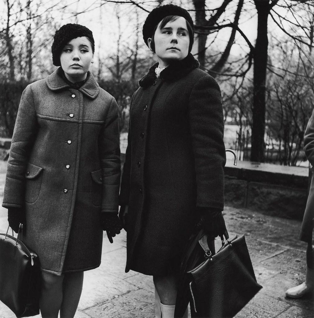 1968. Студенты