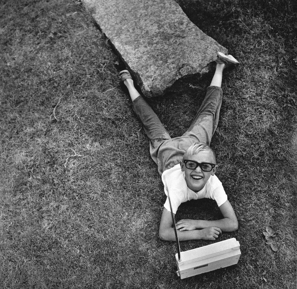 1968. Музыка на траве