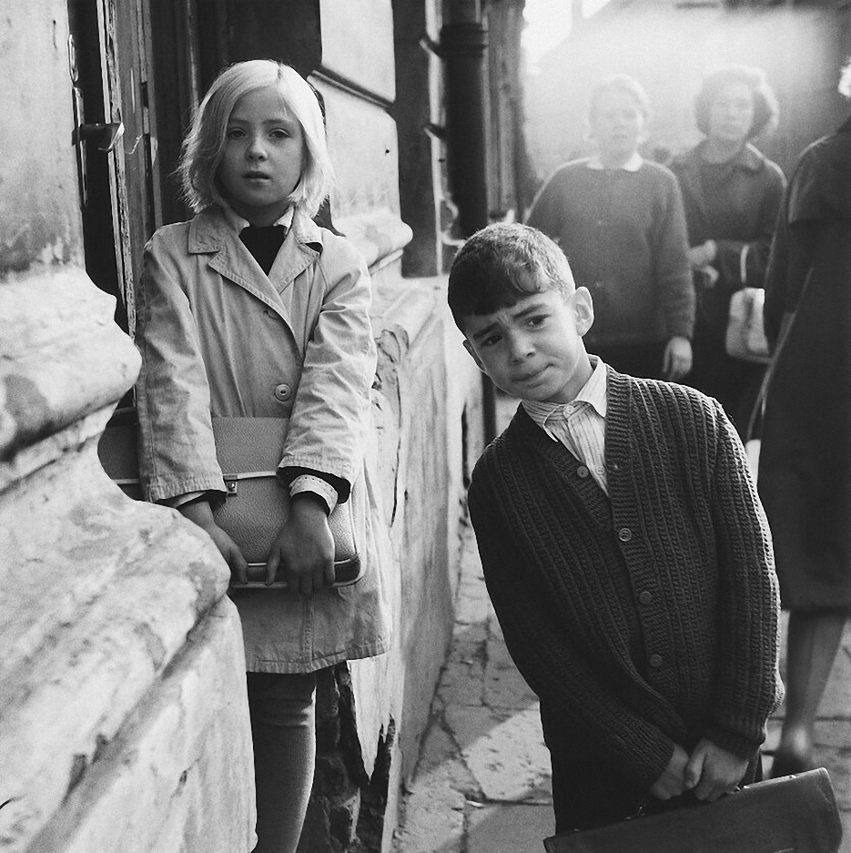 1968. Вильнюс. Первое свидание