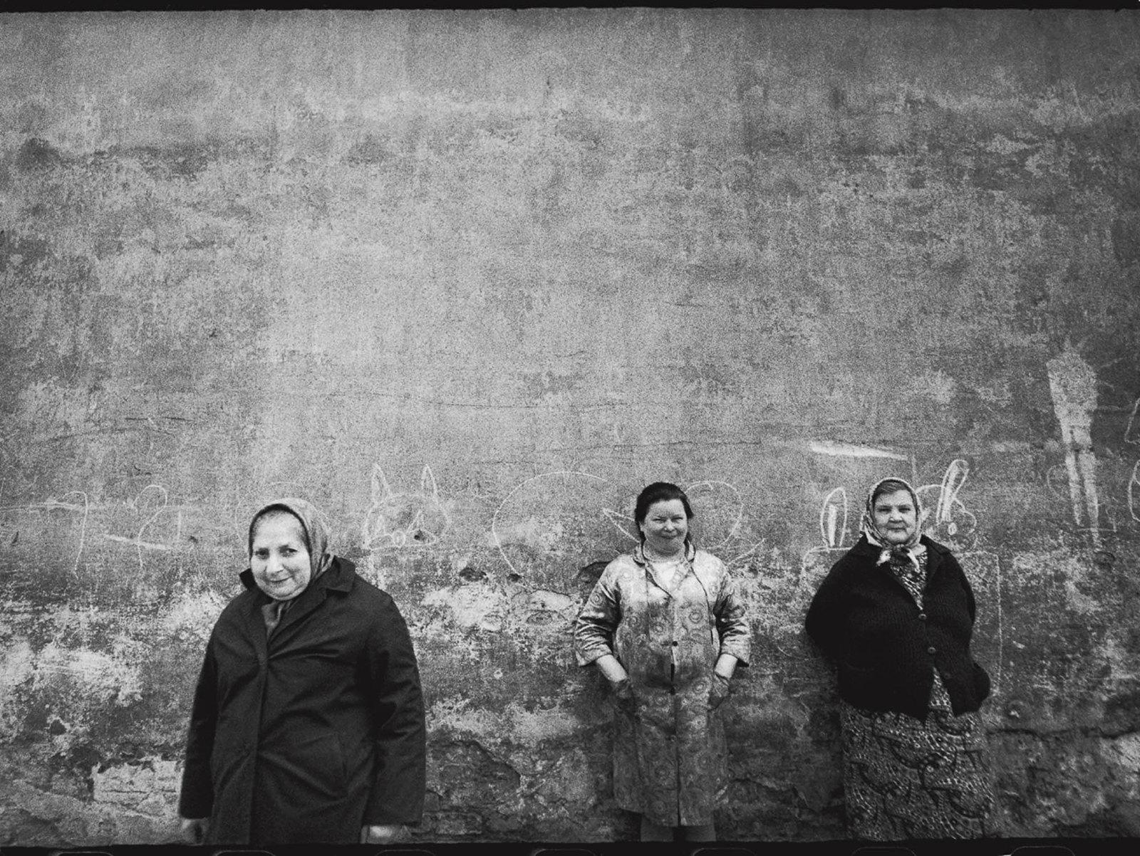 1968. Вильнюс. Жители старого города. Орлий. (2)