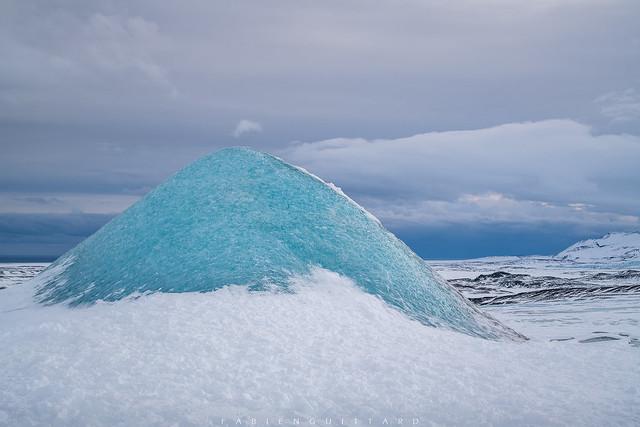 Onto the glacier Vatnajökull, Iceland