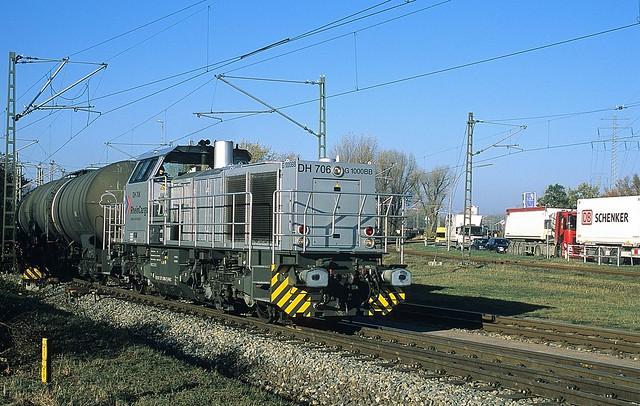 DH 706  Hbg. - Hohe Schaar  06.11.18