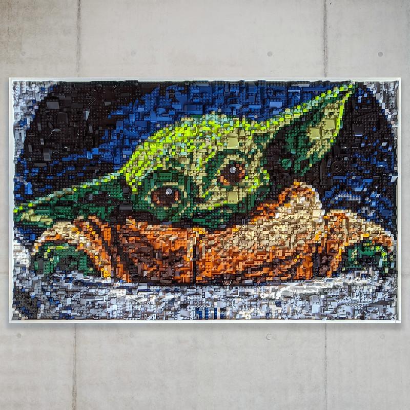 The Child Mosaic