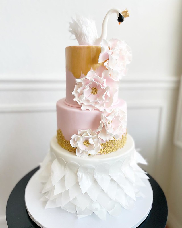 Cake by Sugar Sugar Bakery
