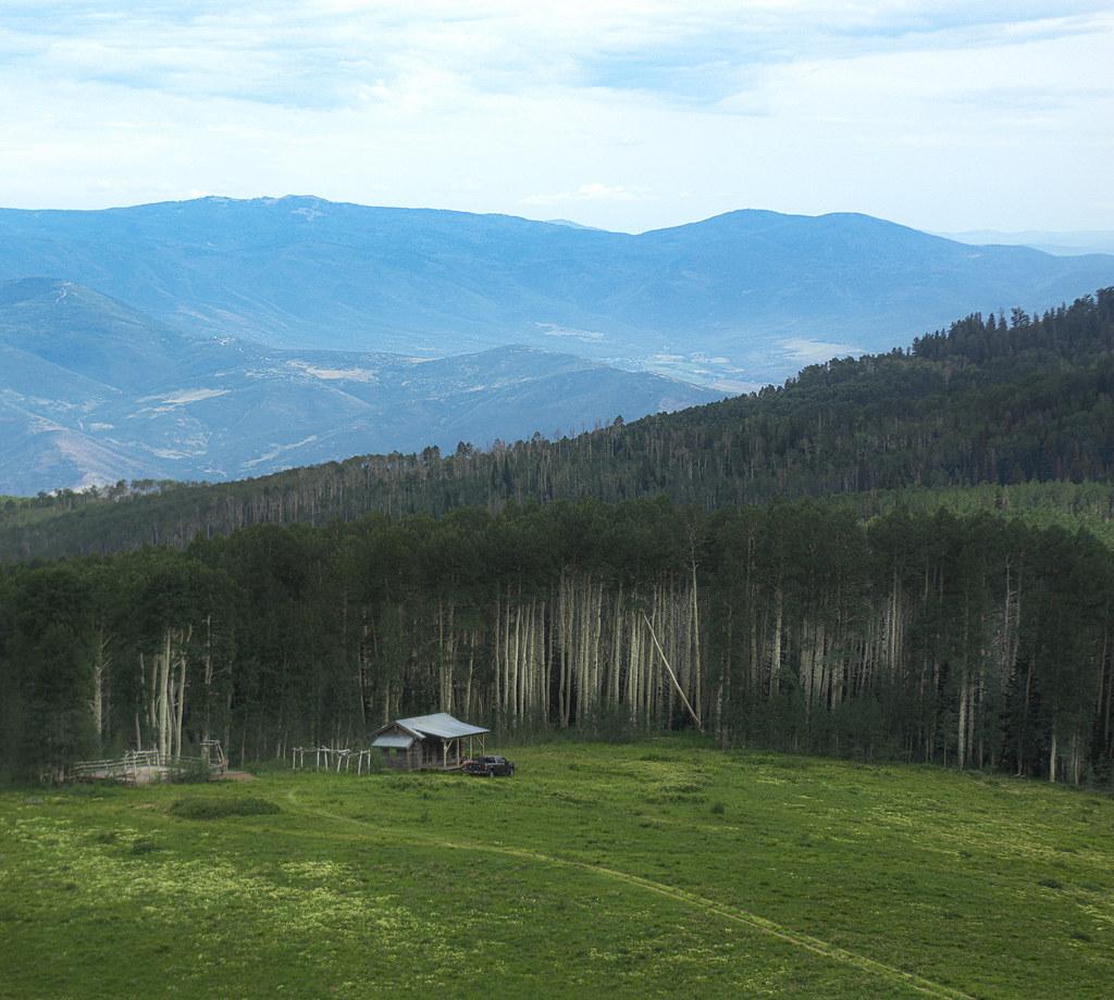 Mountain Biking from the Cabin