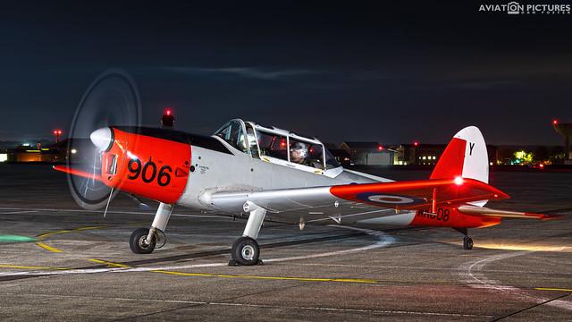 De Havilland Canada DHC-1 Chipmunk T10 WK608 '906'