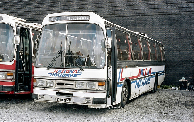 National Travel East DAK 214V