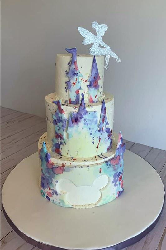 Cake by Sweet B's