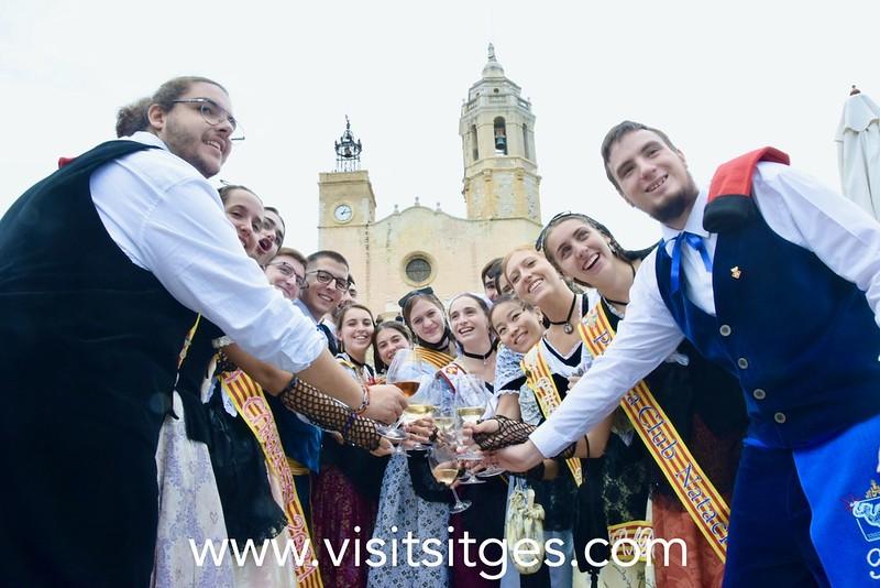 Fotos Fiesta de la Vendimia – Verema Sitges 2021