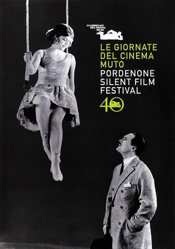 Le Giornate del Cinema Muto Pordenone Silent Film Festival 40