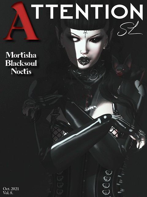 Attention SL - October 2021 Cover