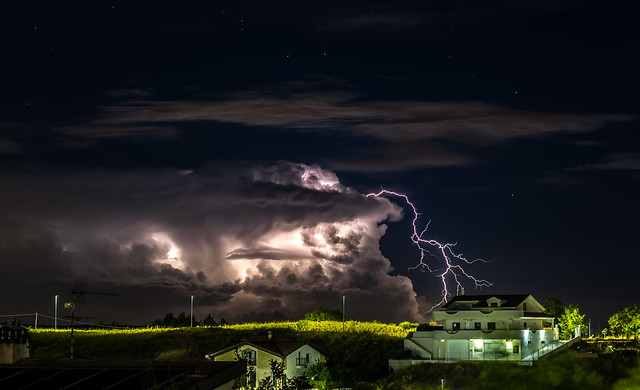 Thunderstorm cell