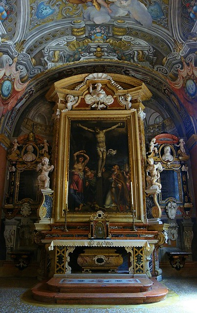 Capilla catedralicia parmesana de Santa Ágata