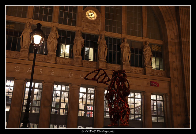 2021.09.17 Gare du Nord by night 4