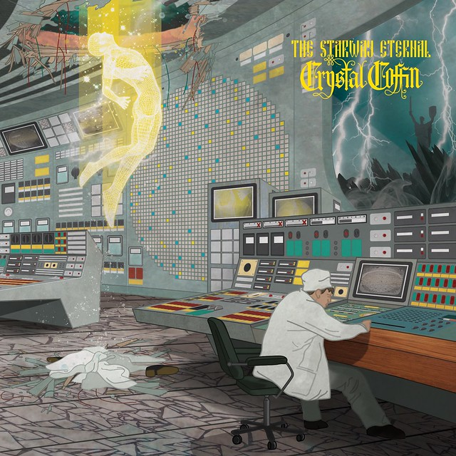 Album Review: Crystal Coffin – The Starway Eternal