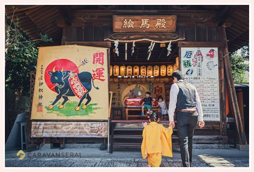 伊奴神社 名古屋市の人気の七五三スポット
