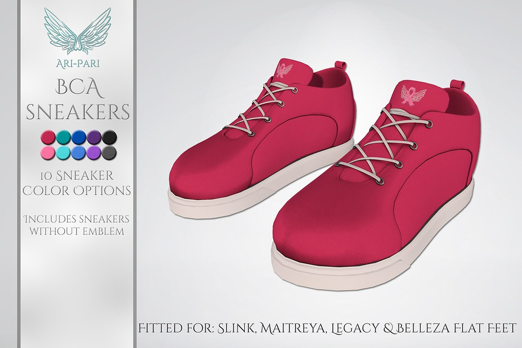 [Ari-Pari] BCA Sneakers