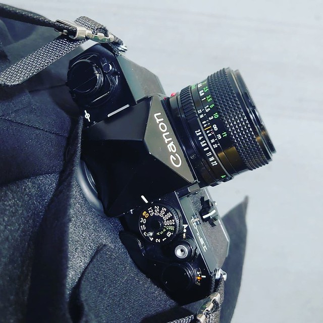 Canon FD 35mm f2.8 獅子山下的奸狼