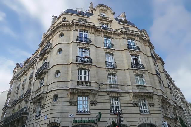 Rue Moncey - Paris (France)