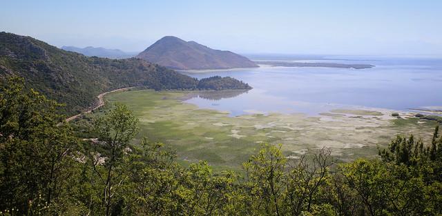 Lake Skadar was created by the tears of a magic goddess