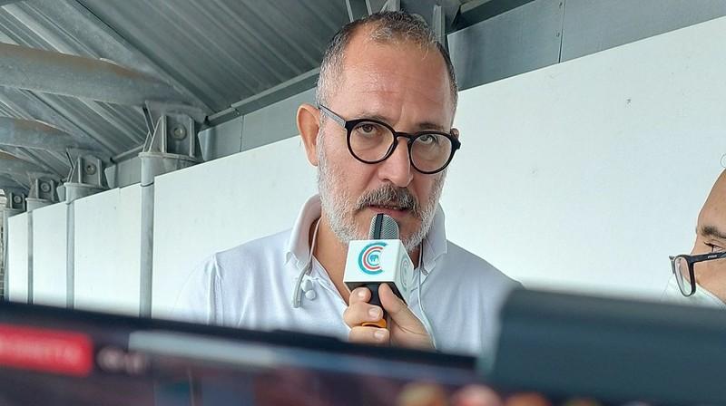 Alessandro Cicchetti, ex giocatore del Catania, oggi a Torre del Grifo