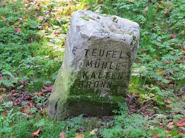 Zur Teufelsmühle    /  Schwarzwald / Black Forest