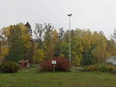 Tasseparken, hundrastplats i Åkersberga.