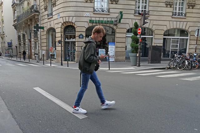Rue Blanche - Paris (France)