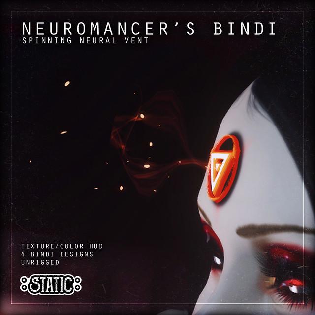 Neuromancer Bindi