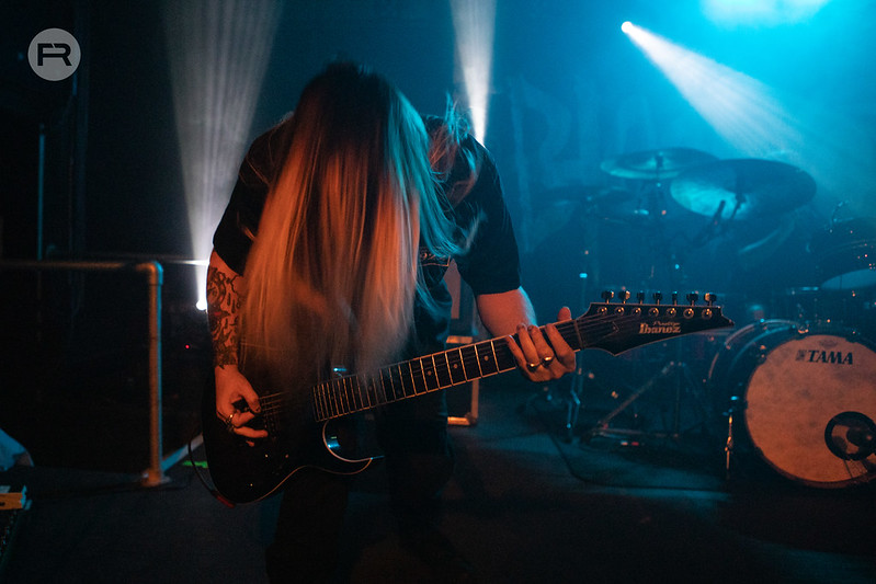 Blood Youth (w/ Altered, Death Blooms, Divine Hatred, Surya) @ The Parish (Huddersfield, UK) on September 26, 2021