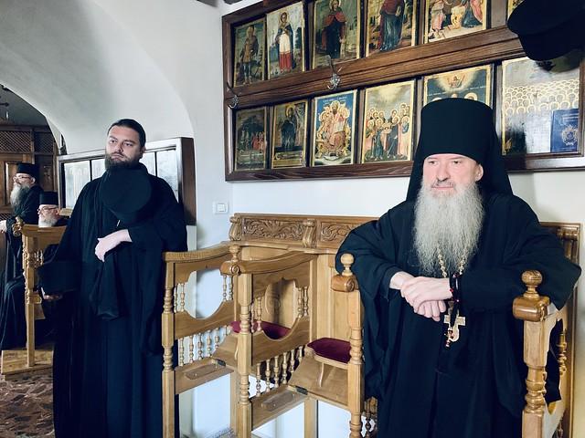 9 октября 2021, Иерусалимская Церковь простилась с архиепископом Иорданским Феофилактом