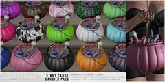[Kres] Kinky Candy Carrier Pack