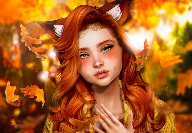 Gaia the Foxy