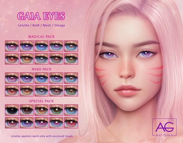 Gaia Eyes