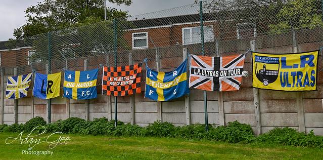 Atherton LR FC vs AFC Blackpool 09/10/2021