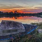 9. Oktoober 2021 - 19:43 - Magnifique coucher de soleil sur Plouhinec