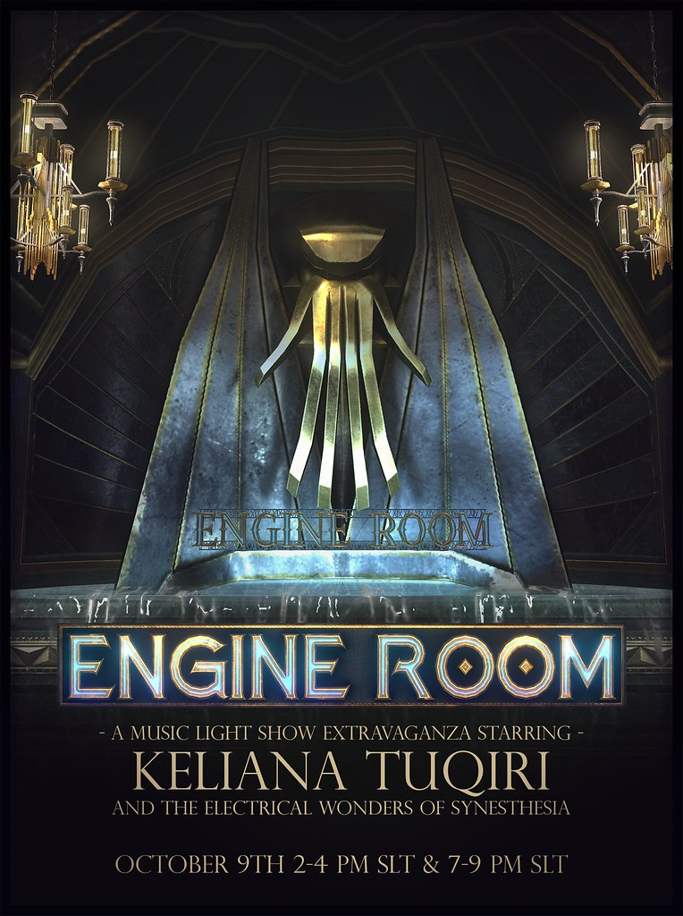 DJ Keliana @ Engine Room
