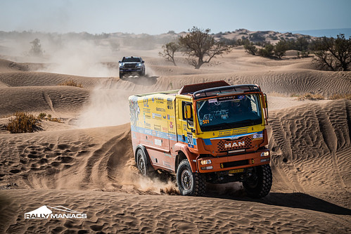 Rallye du Maroc 2021 Stage 1