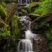 Brontë Waterfall, Brontë Country, West Yorkshire, England, United Kingdom