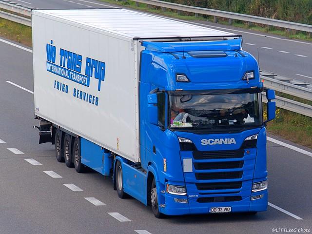 Scania 500S NG Highline Vio Trans Grup (RO)