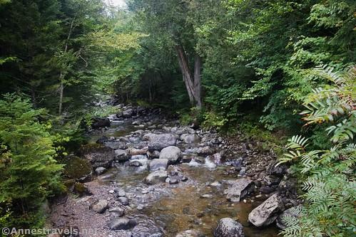 Indian Pass Creek, High Peaks Wilderness, Adirondack Park, New York