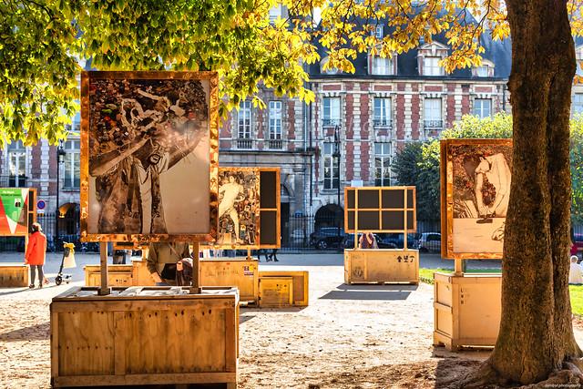 Paris - Place des Vosges -3D0A6338-Modifier