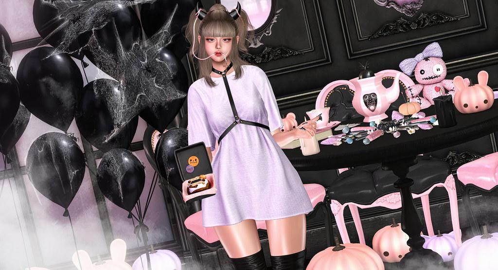 Creepy Tea Party ♥