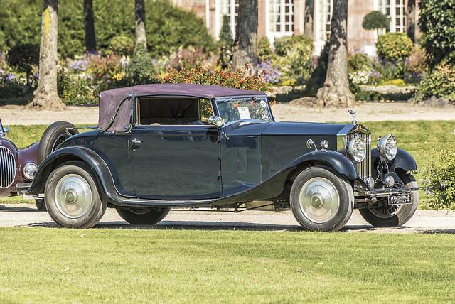 ROLLS-ROYCE 20/25 HP DHC Windovers 1932
