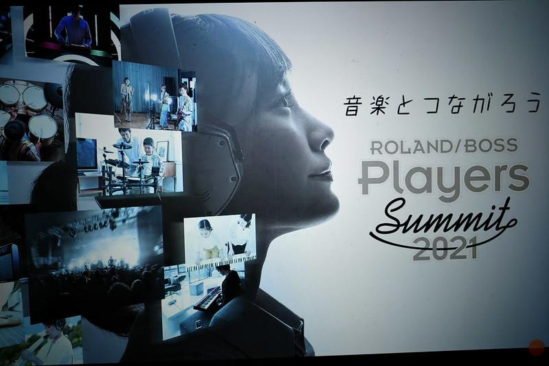 Roland Player's summit 2021 NBA-Jam #ノーボーダーエアロフォン