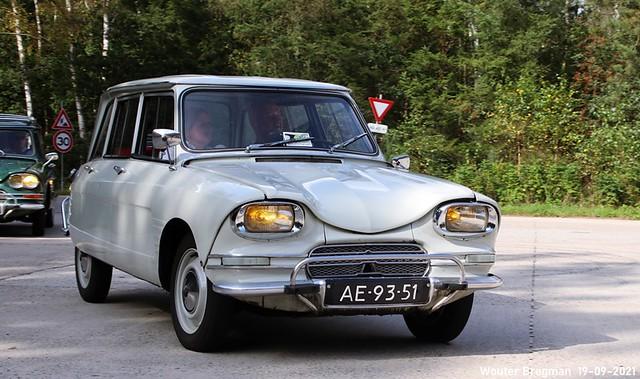 Citroën Ami 6 Break 1966