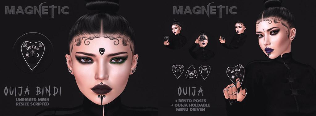 Magnetic - Ouija