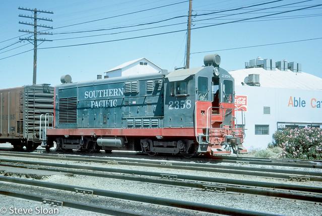 SP F-M 2358 at College Park