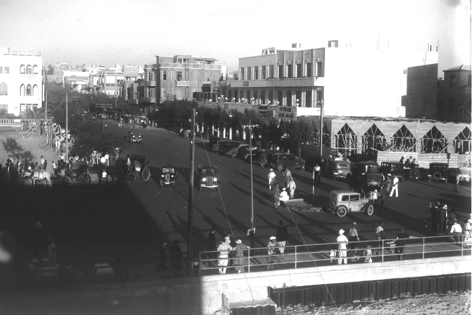 07. 1935. Улица Алленби